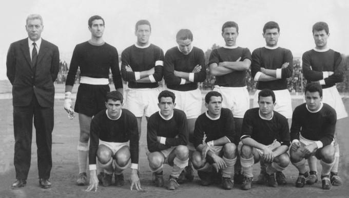 Tempio Calcio 1961-1962