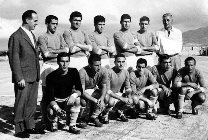 Tempio Calcio 1962-1963