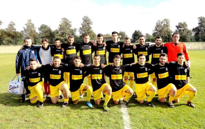 ASD Serramanna Calcio - 2014-2015