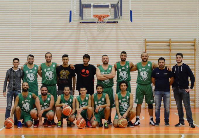 Basket Sant'Elene · Dorgali 2018-2019