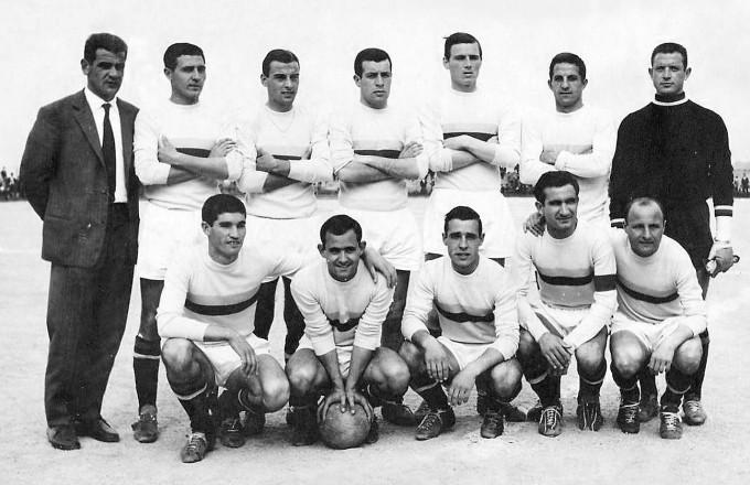 Calangianus Calcio - 1960-1961