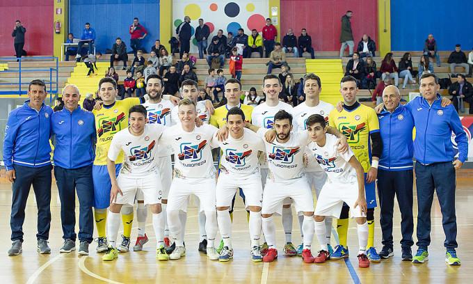 Futsal Ftbol Cagliari 2018-2019