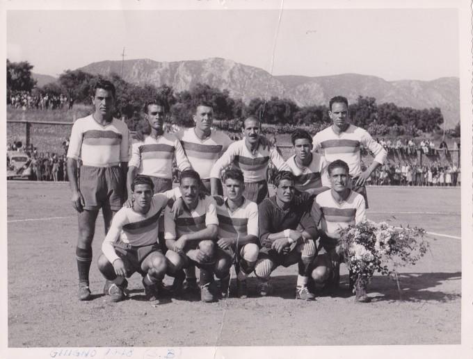 Rappresentativa Iglesias-Fersulcis · 1948