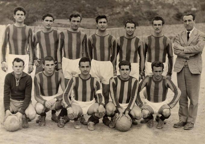 Calangianus Calcio - 1954-1955_DUE