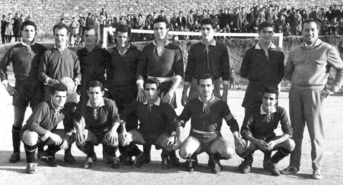 Calangianus Calcio 1956-1957