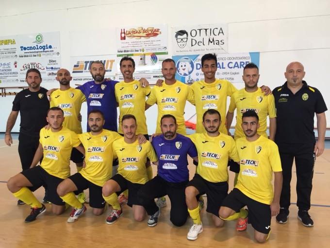 Elmas Calcio a 5 2018-2019