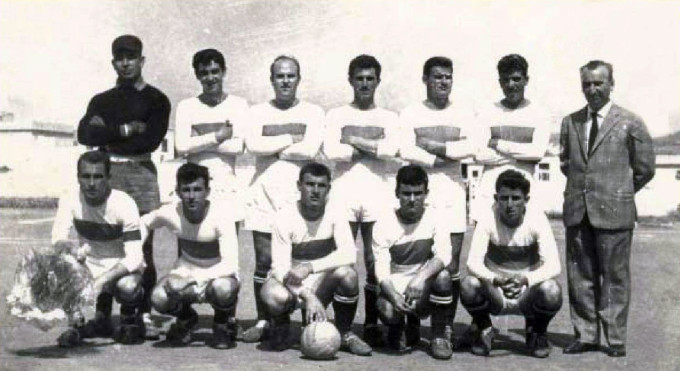Ilvarsenal - La Maddalena 1960-1961
