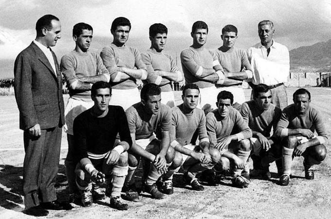 Tempio Calcio - 1962-1963
