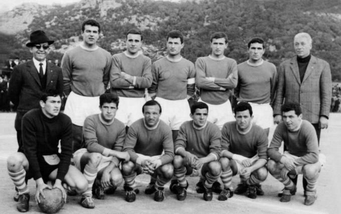 Tempio Calcio 1963-1964