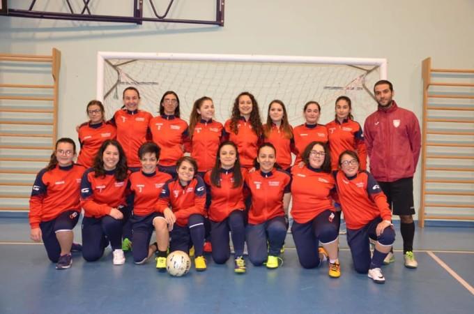 Ulassai Calcio a 5 Femminile - 2018-2019