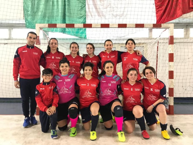 Ulassai Calcio a 5 Femminile - 2018-2019 DUE