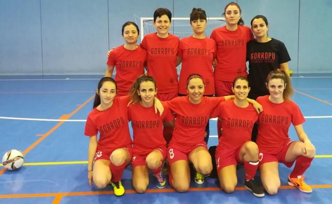 Urzulei Futsal Femminile 2018-2019