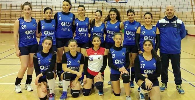 ASD New Volley Ozieri Femminile - 2018-2019