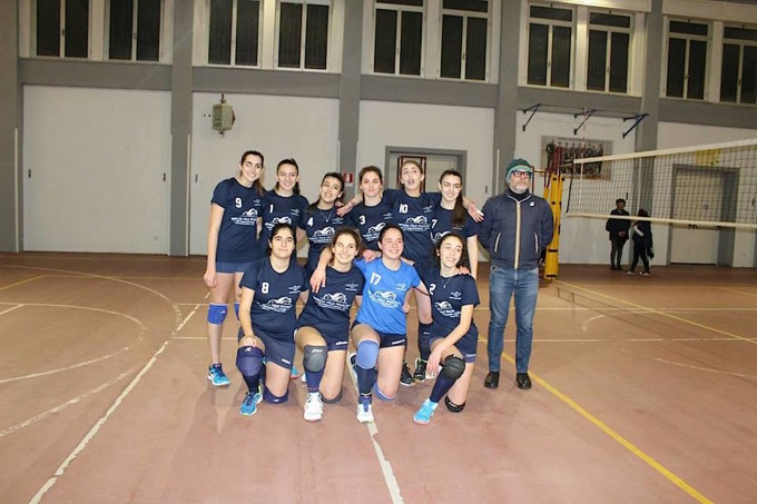 Astor Volley Oliena - 2016-2017