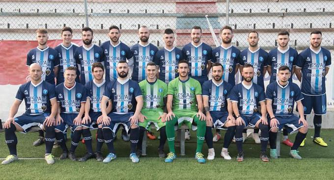 Li Punti Calcio 1976 · Sassari 2018-2019