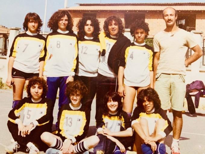 Mose's Volley - Cagliari anni 80