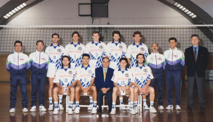 Olimpia Sant'Antioco - 1993-1994