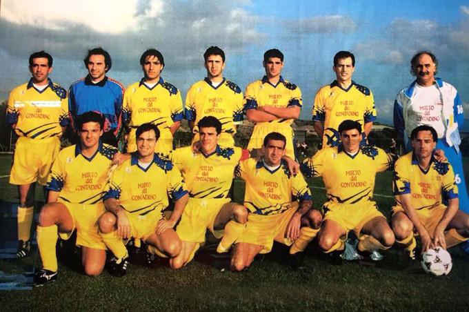 Sinnai Calcio - 1994-1995 Promozione