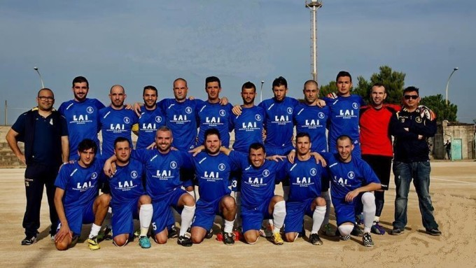 Sinnai Calcio - 2014-2015 Seconda categoria