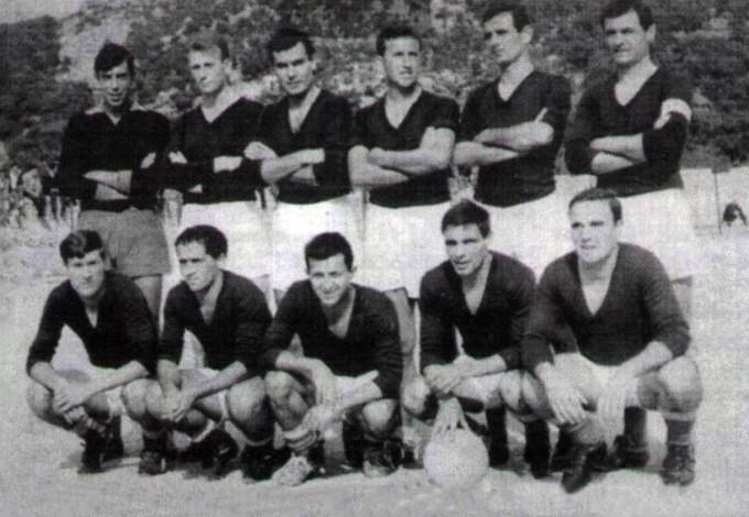 Tempio Calcio 1966-1967