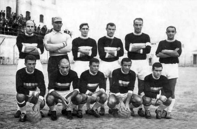 Ilvarsenal La Maddalena 1962-1963