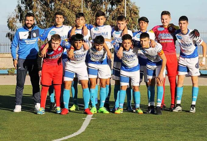 Kosmoto Calcio 5 Under 15 - Cagliari 2018-2019