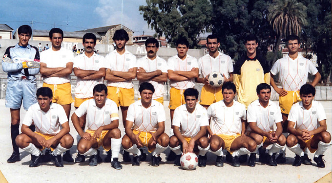 Ales Calcio - 1986-1987