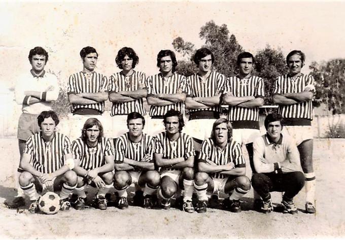 Arbus Calcio · 1967-1968