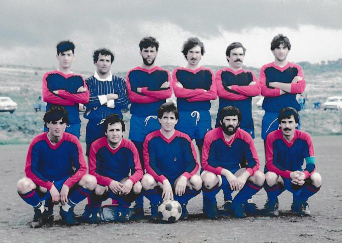 Ottanese Calcio - Ottana 1983