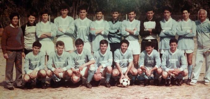 San Quirico - Oristano 1985-1986