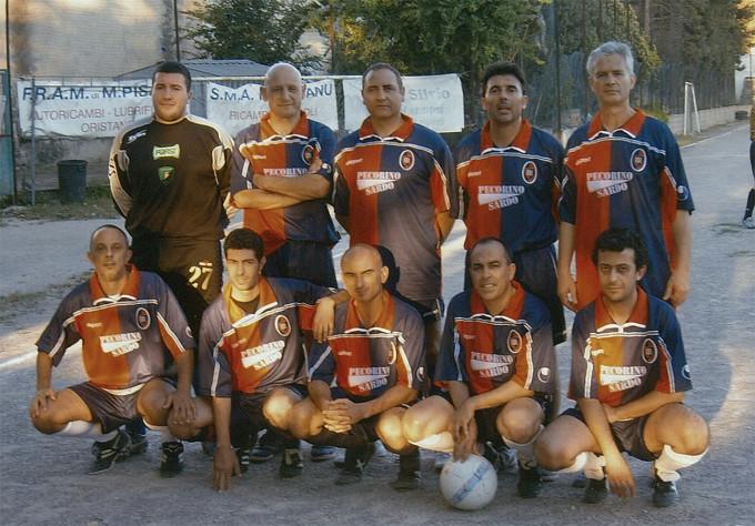 Eurospin Calcio - Oristano 2008