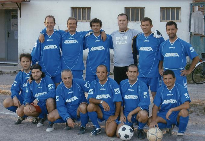 Waste Aspica - Oristano 2008