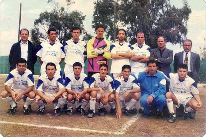 Assemini 80 - 1996-1997