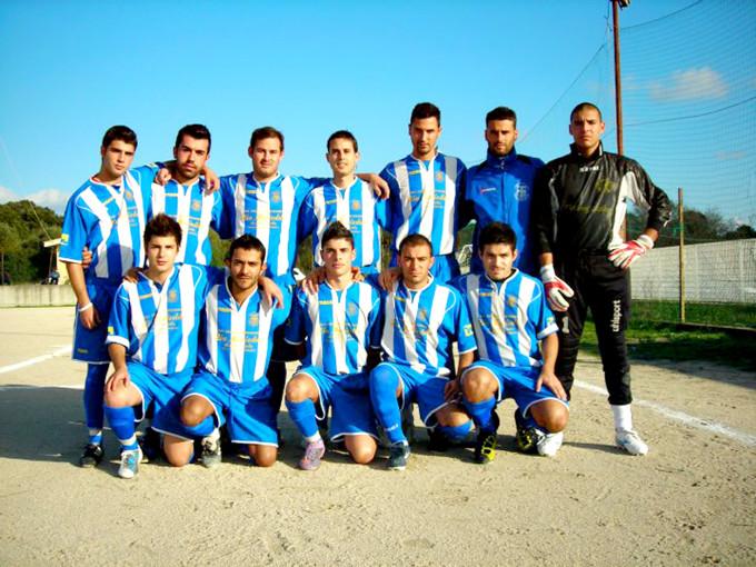 Cribbio 78 - Pimentel 2011-2012