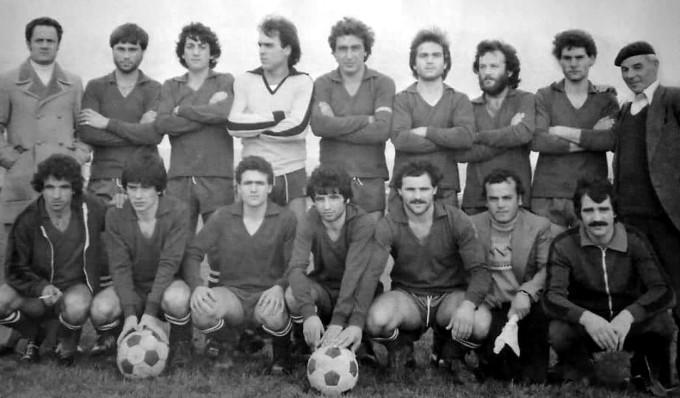 Pabillonis Calcio 1977-1978