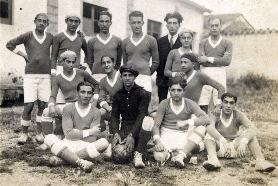 Tharros Calcio · Oristano anni trenta